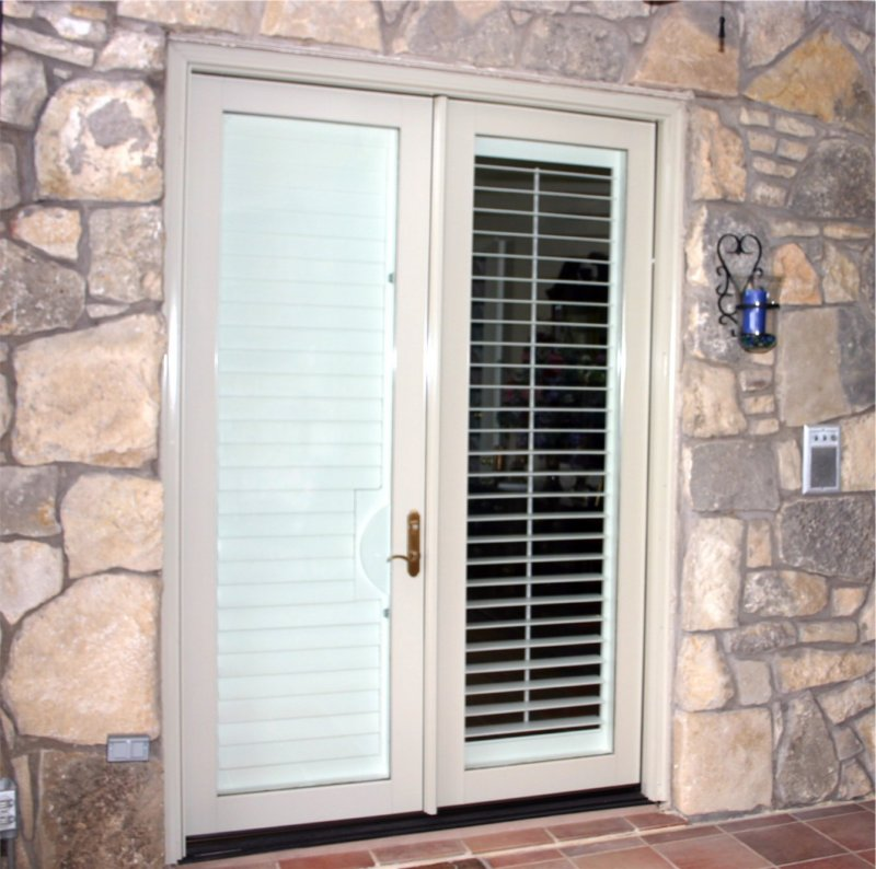 Aluminum Clad French Doors
