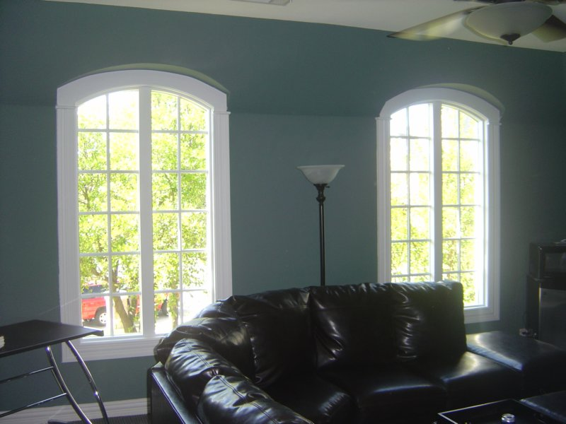 Alside Vinyl Replacement Windows - Casement Windows come as single windows, twin windows and triples windows