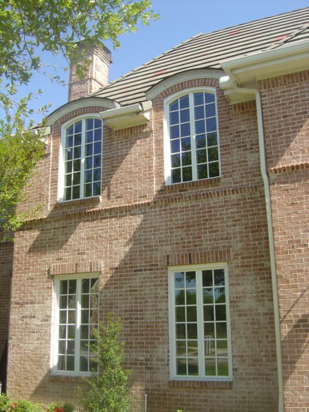 Casement Cut Away. Casement Windows swing like a door to the outside with a screen that mounts inside.