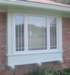 Three lite casement windows in North Dallas Texas