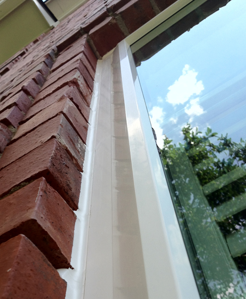 Vinyl Replacement Windows Dallas with simulated divided lite grids