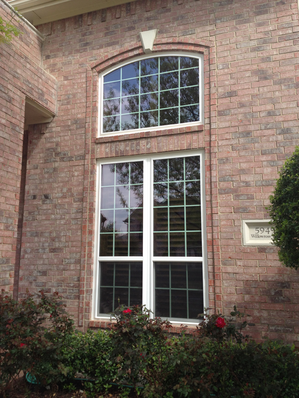This is a great value and looks good on upper end homes.  No one offers more choices and better built windows than we do.