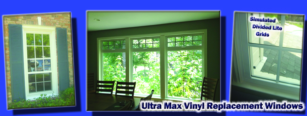 NT Window Presidential, Executive and Energy Master Vinyl Replacement Windows in Dallas