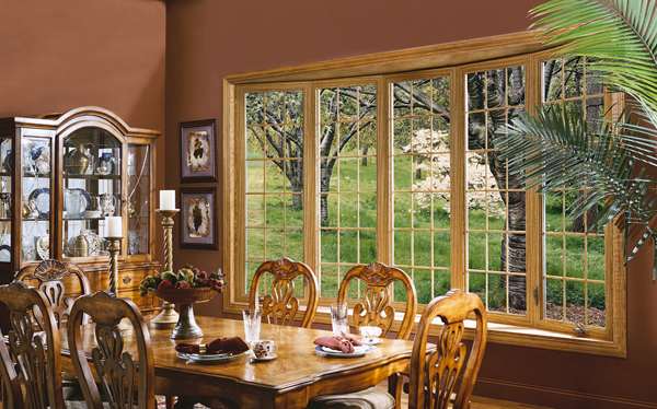 Bay and Bow Windows require experience and hands on attention to detail