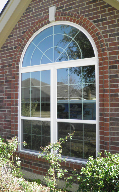 Carrollton has some very large and some very unusual windows.  These Vinyl Replacement Windows are up to five times better than builders type windows