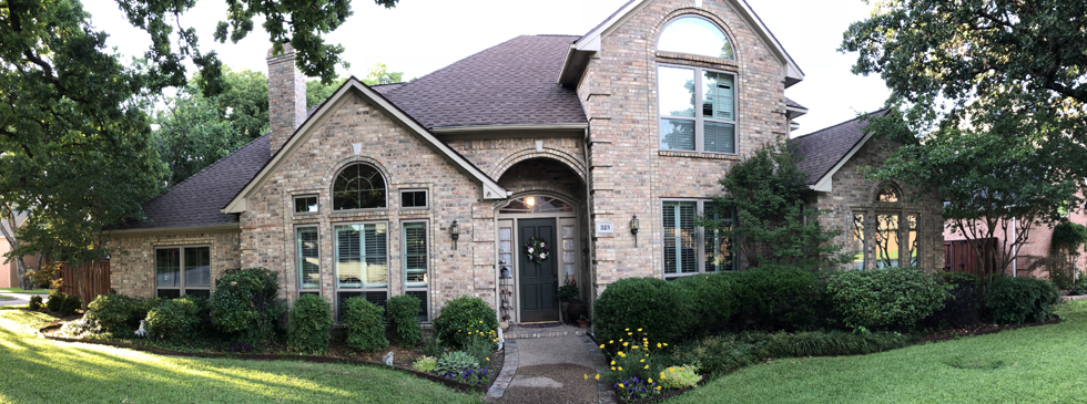 NT Window vinyl windows in Coppell Texas