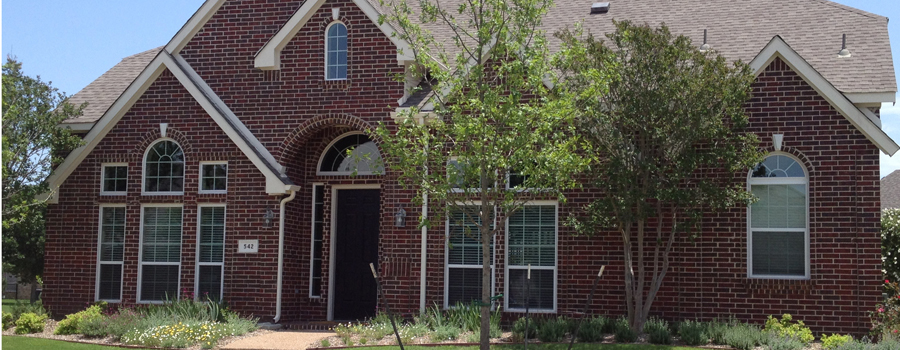 Alside Vinyl Replacement Windows in Coppell Texas