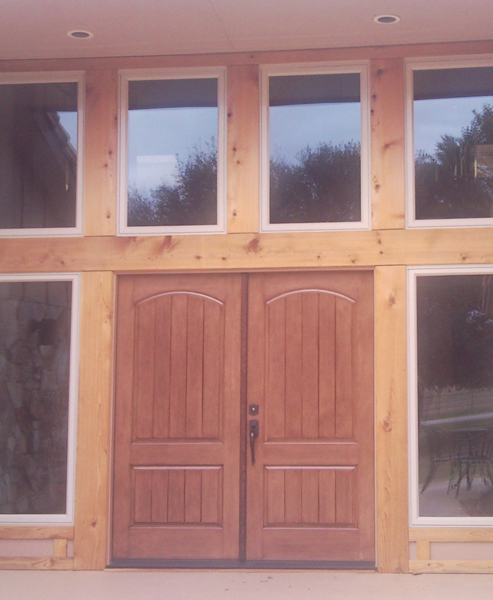 Exterior Doors in fiberglass from Thermatru