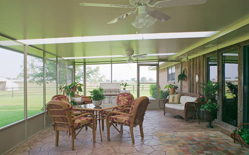 Sunrooms and Patio Covers can be affordable!