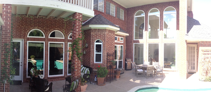 NT Windows are made in Mansfield Texas using Cardinal 366 Low E Glass with Argon Gas filled insulated glass