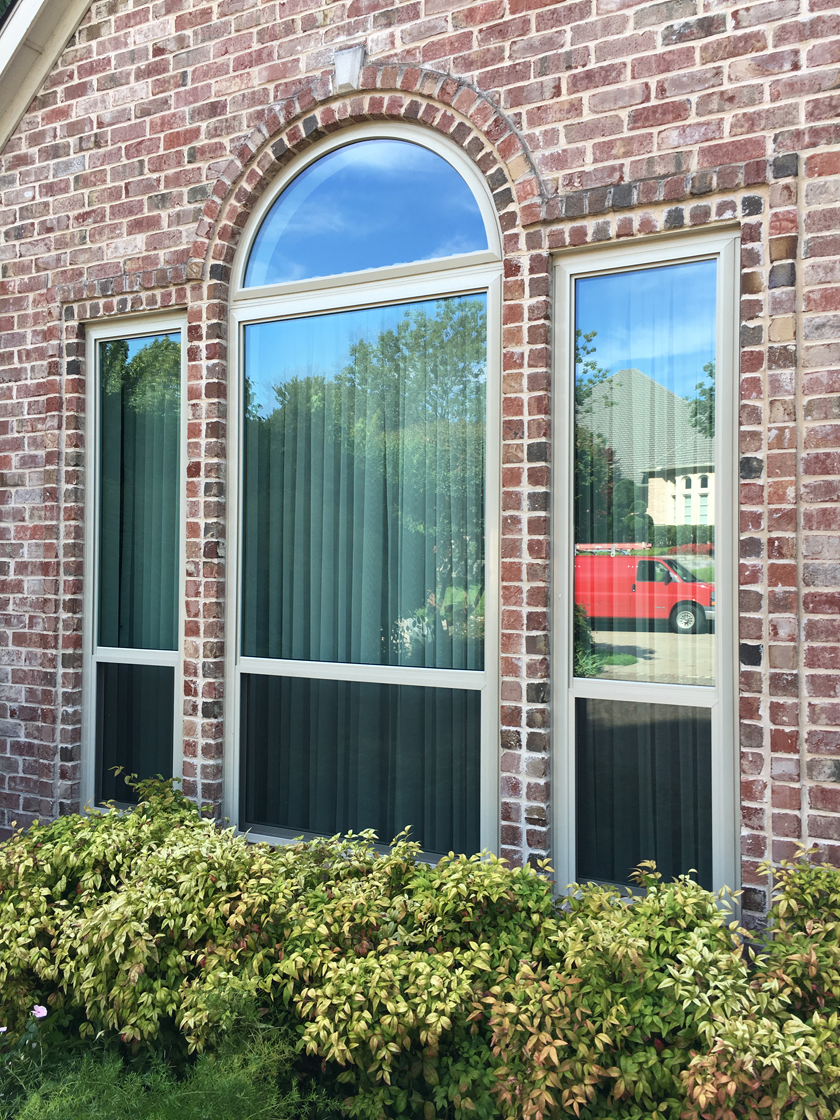 Vinyl windows garland texas picture windows for Vinyl window reviews