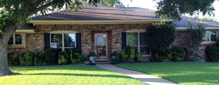 Vinyl Replacement Windows Plano Texas by Alside using their Mezzo model