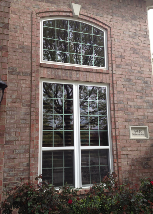 Energy Master Vinyl Replacement Windows from NT Window Mansfield Texas