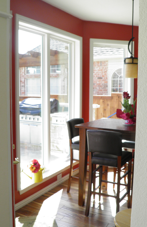 Triple Glazed Sound Proof Vinyl Replacement Windows from NT Window
