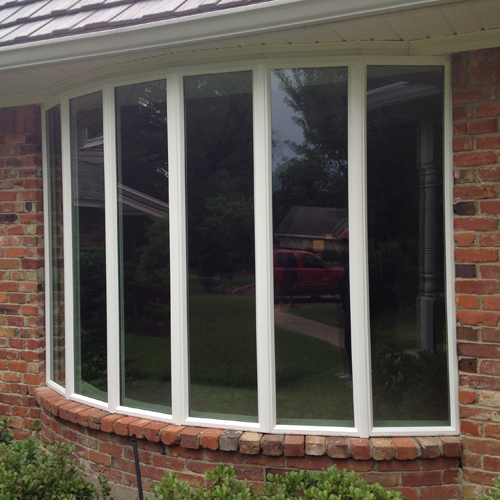 Alside Casement Vinyl Windows in Plano
