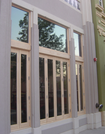 Southlake Town Center replacement windows