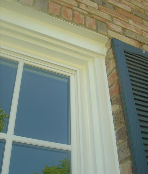 Vinyl windows to replace wood windows in Southlake