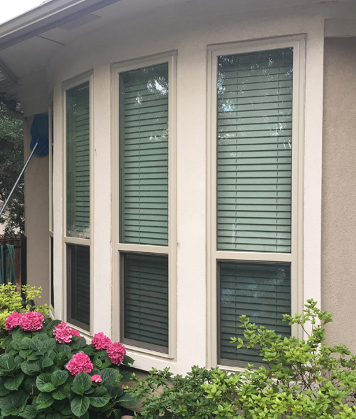 Presidential Vinyl Replacement Windows from NT Window in Southlake