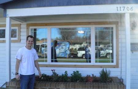 Window reviews thumbs up from customers is the best award we can win!