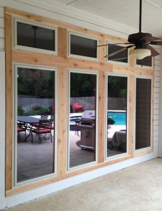 Quality window and door installation from the best equipped high production home improvement installation team in North Texas.  Bringing cheap overhead to quality of installation for the best window value in the metroplex.