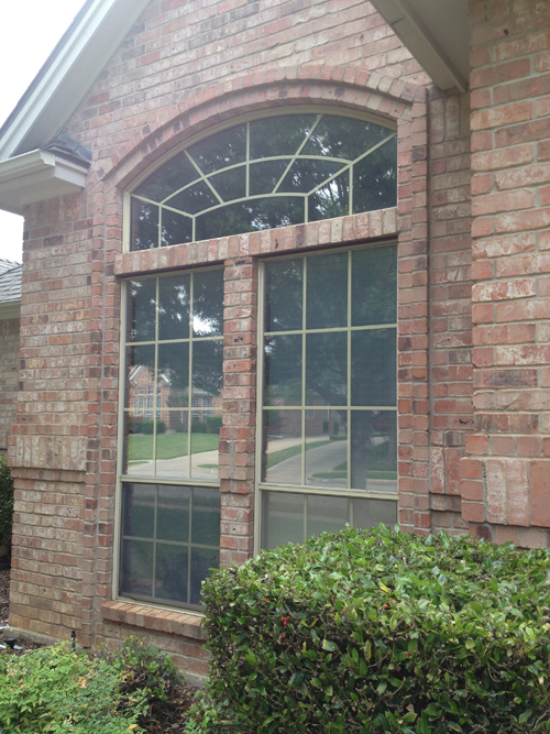 Builders Grade Aluminum Windows are the cheap windows that we see the most.