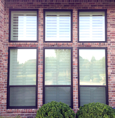 Custom exterior colors in vinyl windows have become more common.