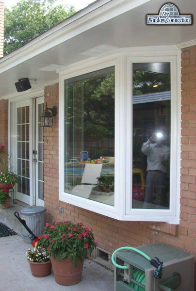 Alside Bow Replacement Windows